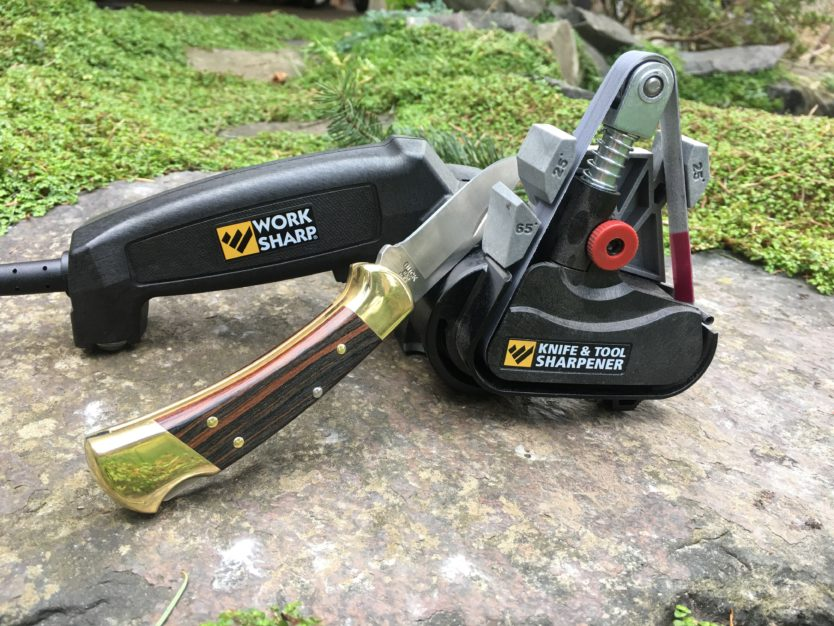 Work Sharp Knife and Tool Sharpener Review by Loadout Room