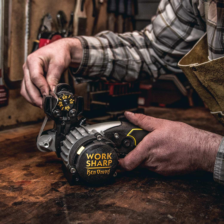 Work Sharp Schärfband P120 Ken Onion Edition